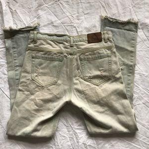 5b06e235e0b Women s Unif Distressed Jeans on Poshmark